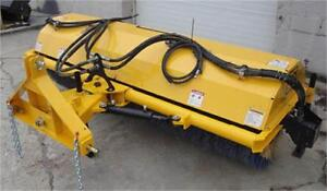 NEW MB HT-R-6 tractor hydraulics 3pt sweeper broom