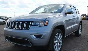 2017 JEEP GRAND CHEROKEE LIMITED ONLY THE BEST !!