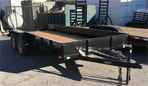 14' AND 16' TANDEM LANDSCAPE TRAILERS FROM $3395