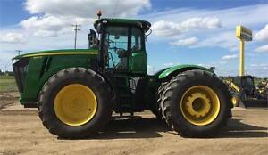 FOR SALE: 2012 JOHN DEERE 9410R 4WD TRACTOR - CLEAN UNIT!
