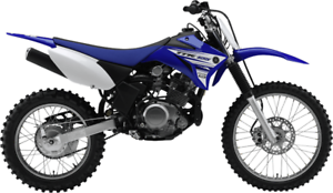 $3500 OUT THE DOOR!! 2016 TTR125LE W/ELECTRIC START