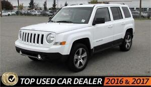 All Credit Financing Approved - $0 Down - 2016 Jeep Patriot