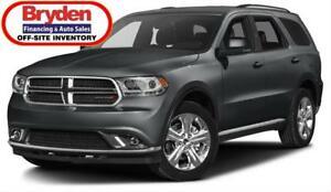 2016 Dodge Durango Ltd / 3.6L V6 / Auto / AWD