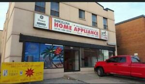 Appliance Sale FRIDGE STOVE WASHER DRYER at Toronto Location 10 Year CELEBRATION