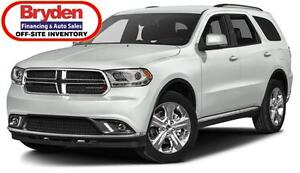 2016 Dodge Durango Ltd / 3.6L V6 / Auto / AWD *Manager Special*