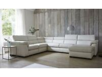 ABOUT THE FRANCESCA U-SHAPED CORNER SOFA WITH LEFT OR RIGHT CHAISE [016/017+011+028+047/049]
