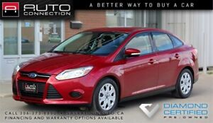 2014 Ford Focus SE - BLUETOOTH - HEATED SEATS - VERY LOW KM