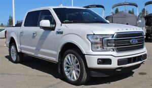 2017 Ford F-150 Limited 4x4