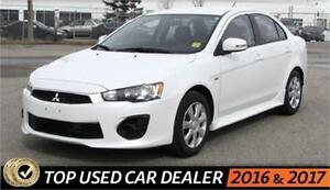 All Credit Financing Approved - $0 Down - 2016 Lancer