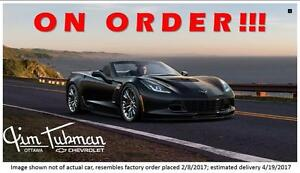 2017 CORVETTE Z06 ***FACTORY ORDER INCOMING***