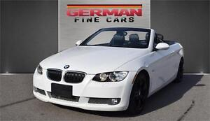 2008 Bmw 335i Convertible SPORT PKG ***only 99,000km