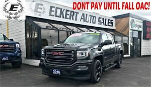 2016 GMC Sierra 1500 Elevation 4X4 WITH RUNNING BOARDS
