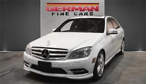 2011 Mercedes-Benz C300 | 4 Matic AMG PKG***Navigation | Back Up