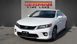 2013 Honda Accord Coupe EX-L**only 31,000km**Navigation**Leather