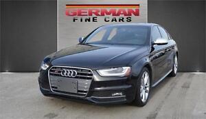2013 Audi S4 3.0 V6 Quattro AWD***only 117,000km*** $28,888
