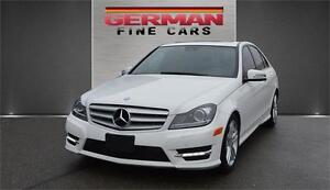 2013 Mercedes Benz C300 | 4 Matic | AMG SPORT PKG***only 94,000k