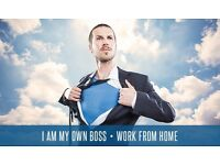 Work From Home - Self Employment - Unlimited Income