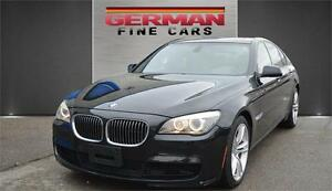 2011 BMW 7 Series 750i xDrive M SPORT AWD***only 78,000km | Navi