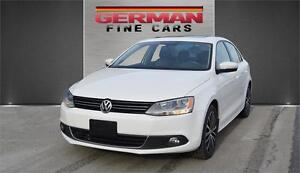 2013 Volkswagen Jetta 2.5 Highline | Navigation***Only 124,000km