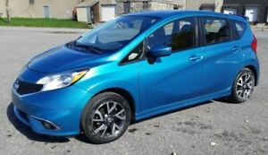 2016 Nissan Versa Note SR AUTOMATIQUE 9900 $