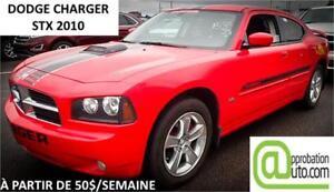 2010 Dodge Charger SXT, À PARTIR DE 50$/SEM 100% APPROUVÉ !