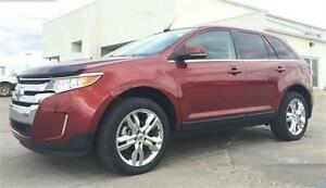 2014 Ford Edge Limited AWD Heated Leather~Moonroof $223 B/W