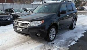 SUBARU FORESTER TOURING AWD 2011 (BLUETOOTH, SIÈGES CHAUFFANTS)