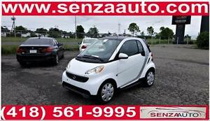 2013 SMART FORTWO SEULEMENT 27.000 KM.