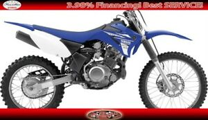 2017 Yamaha TTR 125 LE Electric Start Off Road Motorcycle!
