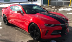 2016 Chevrolet Camaro RS 2LT FULL LOAD AUTOMATIC