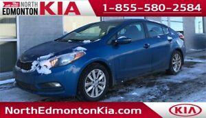 2014 Kia Forte LX+ w/SUNROOF  ($0 DOWN only $88 bi-weekly)