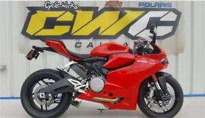 2015 Ducati 899 Panigale Red