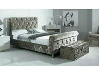 Royal Sleigh Bed