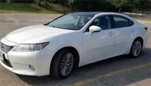 2014 Lexus ES350, PANORAMIC ROOF, NAVIGATION, FREE OF ACCIDENTS