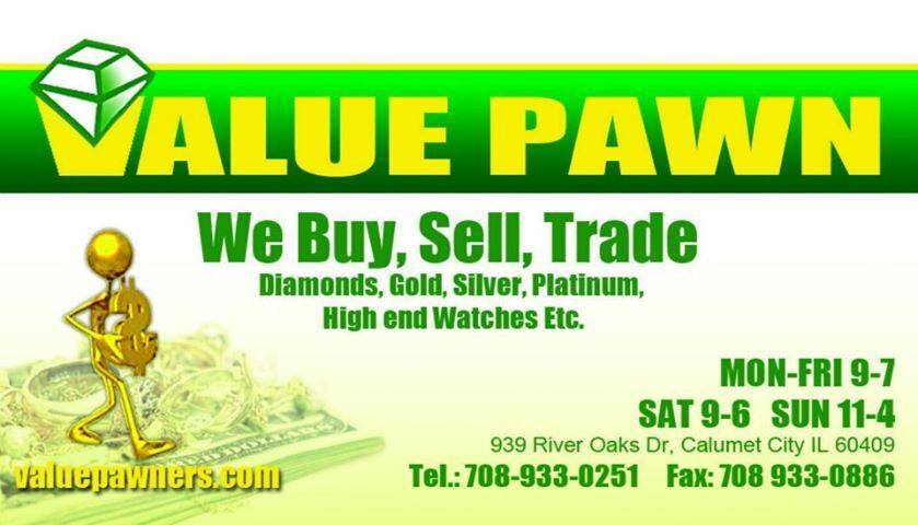 Value Pawn Calumet City