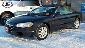 2004 Chrysler Sebring GTC GREAT CONDITION NO RUST CLEAN VEHICLE
