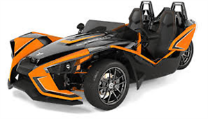 2017 POLARIS SLINGSHOT SLR DEMO