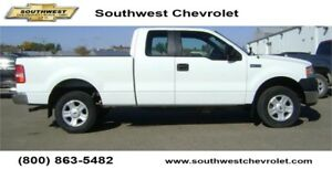 2008 Ford F-150 XL SuperCab 4x4, 119,750km