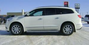 2014 Buick Enclave AWD, 125,600km, Heated/Cooled Leather