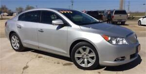 2012 Buick LaCrosse Leather CLX