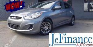 2014 Hyundai Accent GL 36$/SEM 0$ COMPTANT 100% APPROUVÉ