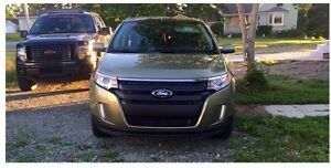 2012  Ford Edge Sel - Fully Loaded