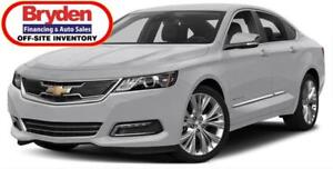 2018 Chevrolet Impala 2LZ / 3.6L V6 / Auto / FWD **Powerful**