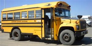 2002 GMC School Bus
