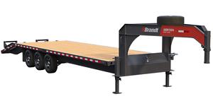 Brandt UGR1124 Ramp Deck Trailer