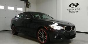 2016 BMW 335 GT M pkg,HUD,360 camera,Navi, Full warranty,MINT!