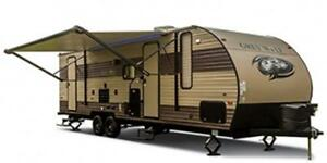 2017 GREY WOLF 26 DBH ( DOUBLE BUNKS) CHEAPEST PRICE EVER