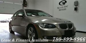 2009 BMW 335i coupe X drive,Navigation, No accident, 91,792kms