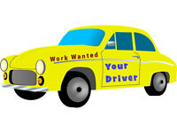 I AM SEEKING WORK, Private Chauffeur / Driver for you ?? Stanmore / Any