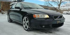 2005 Volvo S60 R |AWD | RARE MANUAL| CERTIFIED